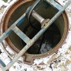 Устранение засора труб Ду более 600мм (между колодцами)