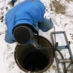 Промывка водосточных сетей